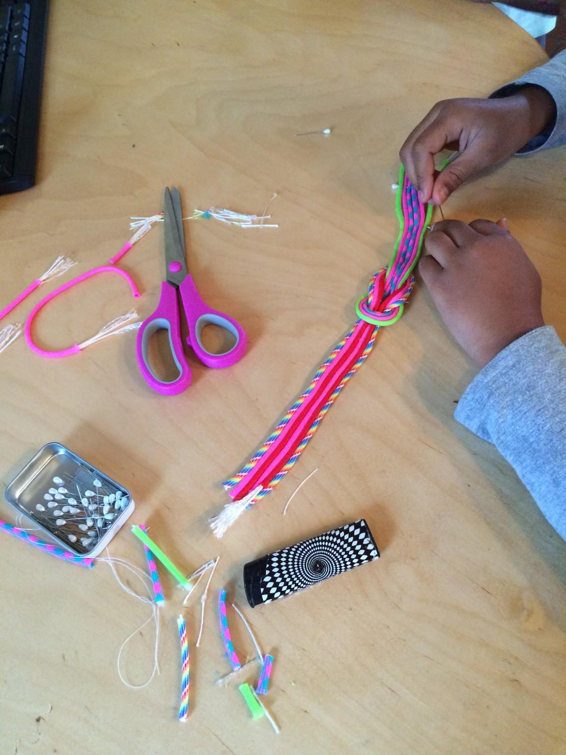 Anfertigung Armband