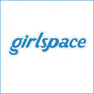 Logo girlspace quadratisch
